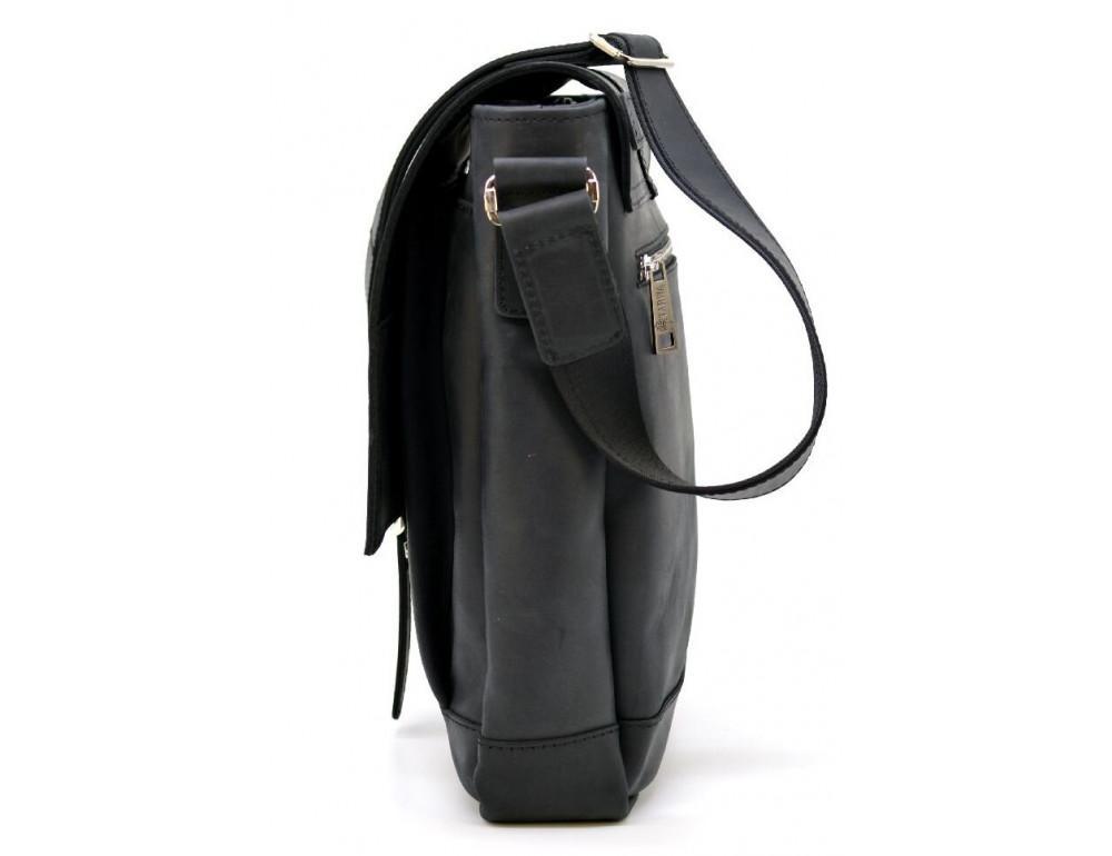 "Чёрная сумка через плечо на 13""1 TARWA RA-1811-4lx - Фото № 4"