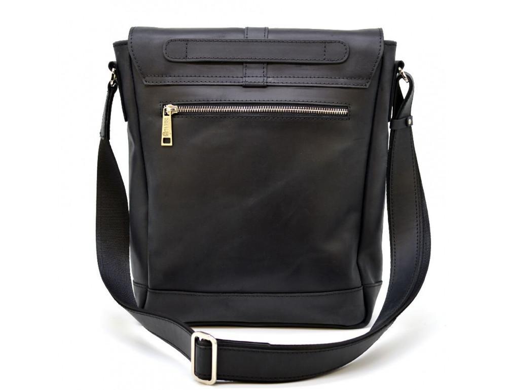 "Чёрная сумка через плечо на 13""1 TARWA RA-1811-4lx - Фото № 5"