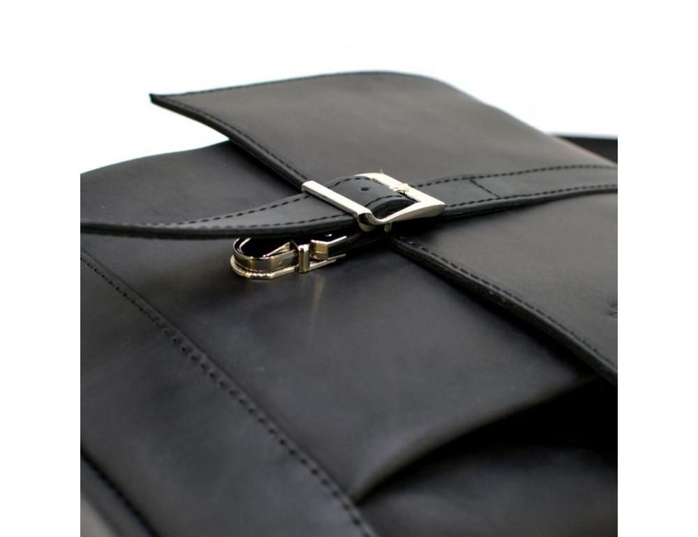 "Чёрная сумка через плечо на 13""1 TARWA RA-1811-4lx - Фото № 8"