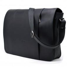 Большая сумка через плечо из лошадиной кожи TARWA RA-7339-4lx