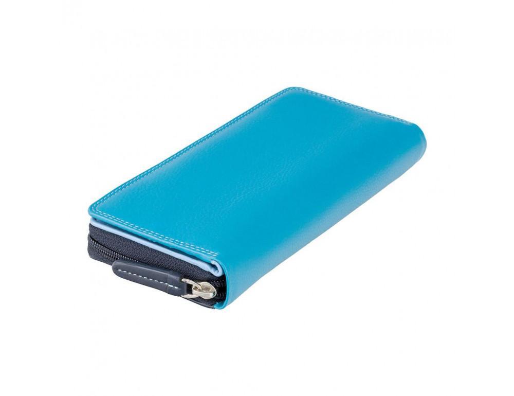 Женский кошелек Visconti RB55 BLUE M Голубой