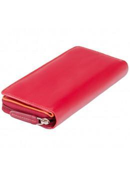 Женский кошелек Visconti RB55 RED M красный