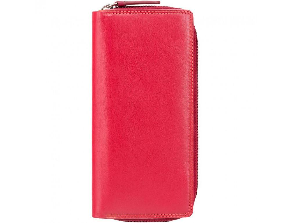 Женский кошелек Visconti RB55 RED M красный - Фото № 4