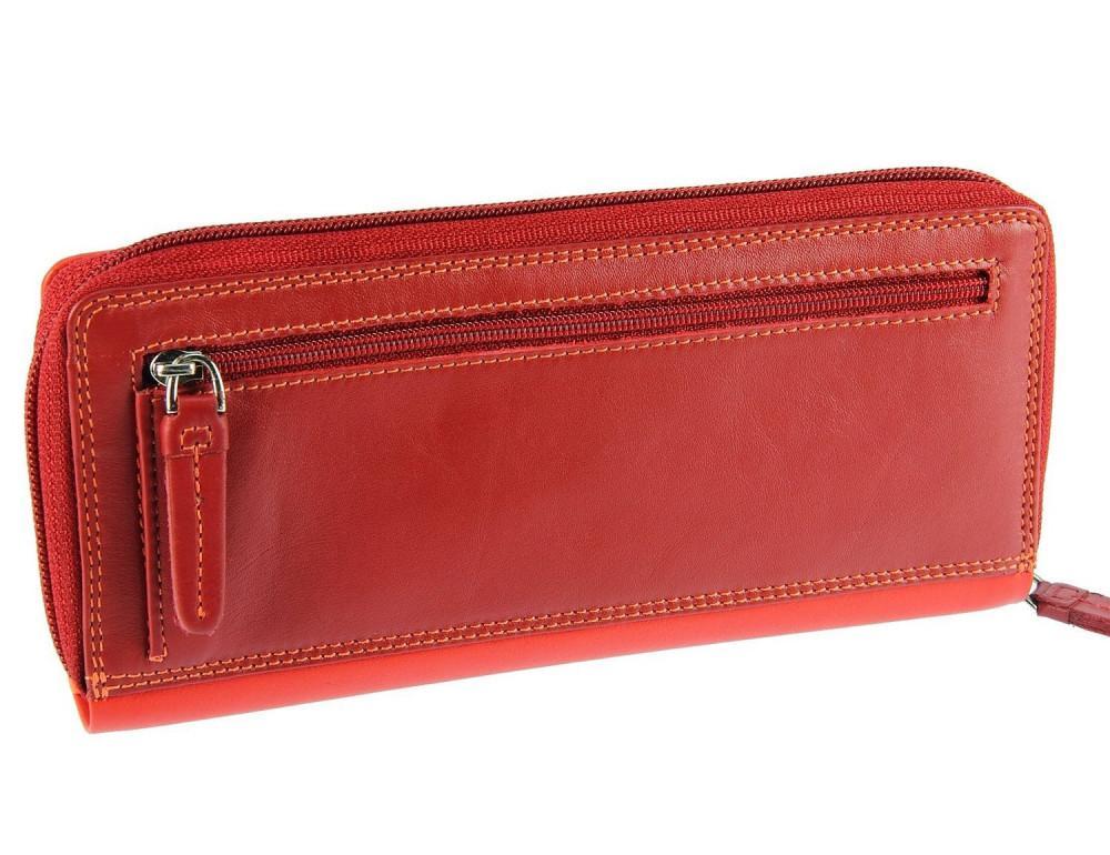 Женский кошелек Visconti RB55 RED M красный - Фото № 6
