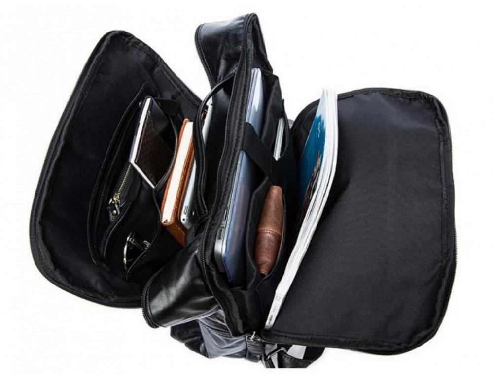 Шкіряний рюкзак TIDING BAG 7280A - Фотографія № 2