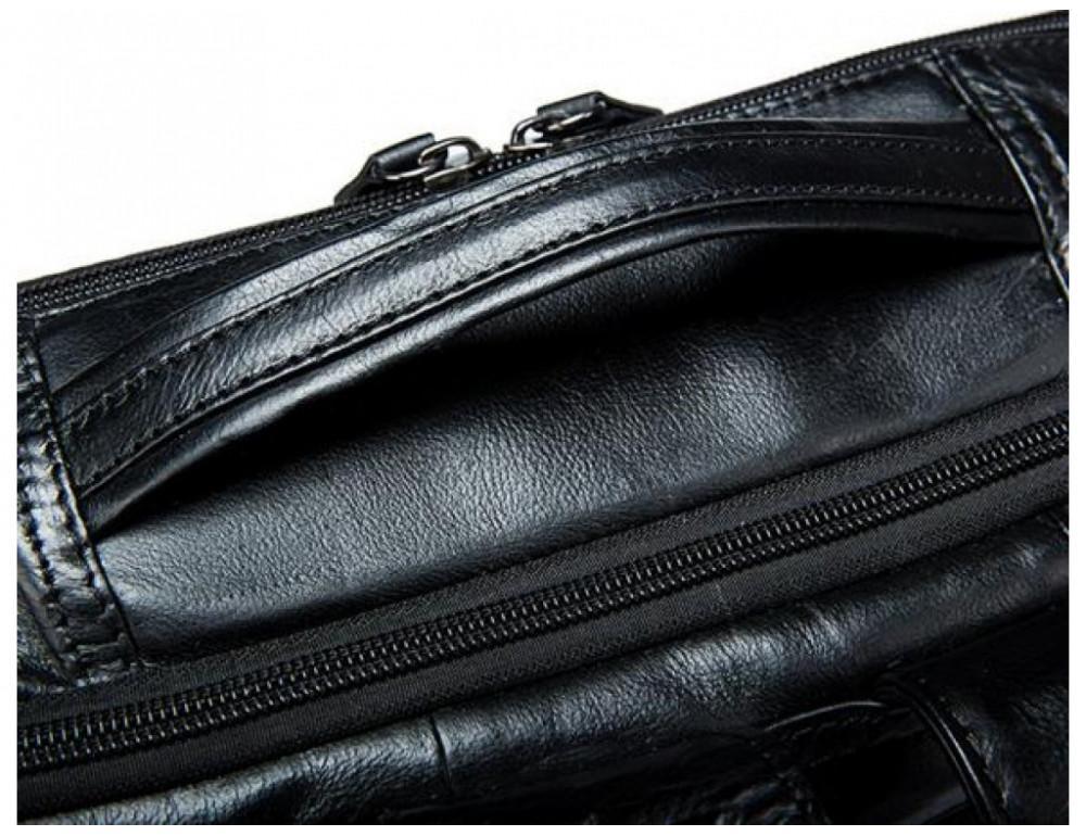 Шкіряний рюкзак TIDING BAG 7280A - Фотографія № 6