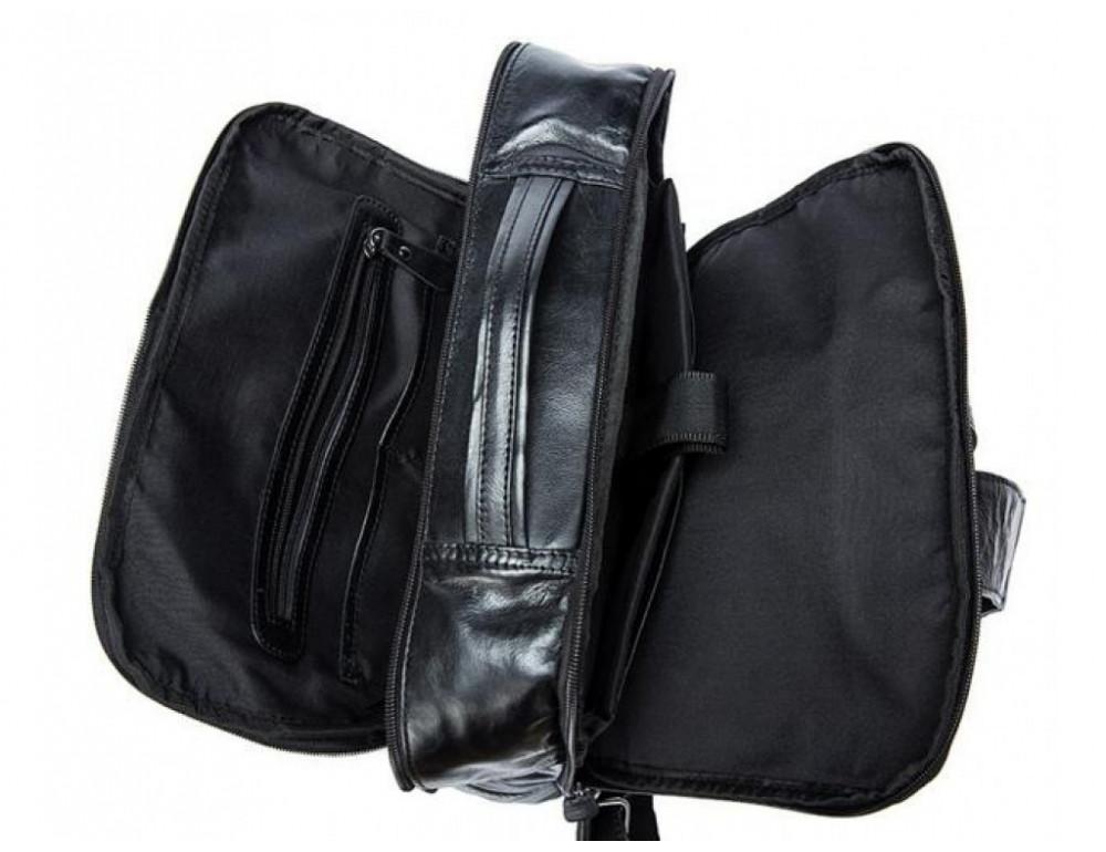 Шкіряний рюкзак TIDING BAG 7280A - Фотографія № 9