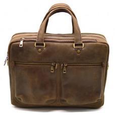 Стильный коричневый портфель TARWA RC-4664-4lx коричневый