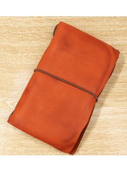 Мужской кожаный клатч S198C светло-коричневый