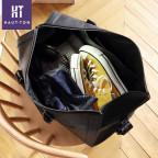 Молодёжная дорожная сумка Hautton TB9174A чёрная - Фото № 102
