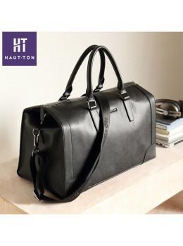 Молодёжная дорожная сумка Hautton TB9174A чёрная