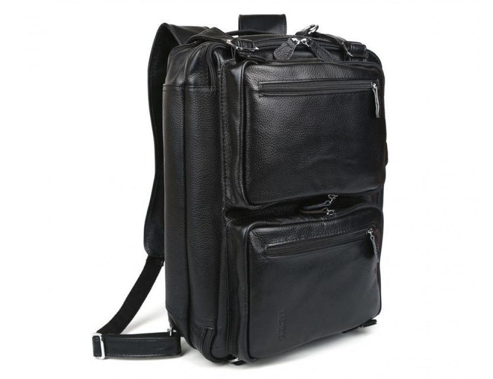 Кожаная сумка-рюкзак TIDING BAG T3013