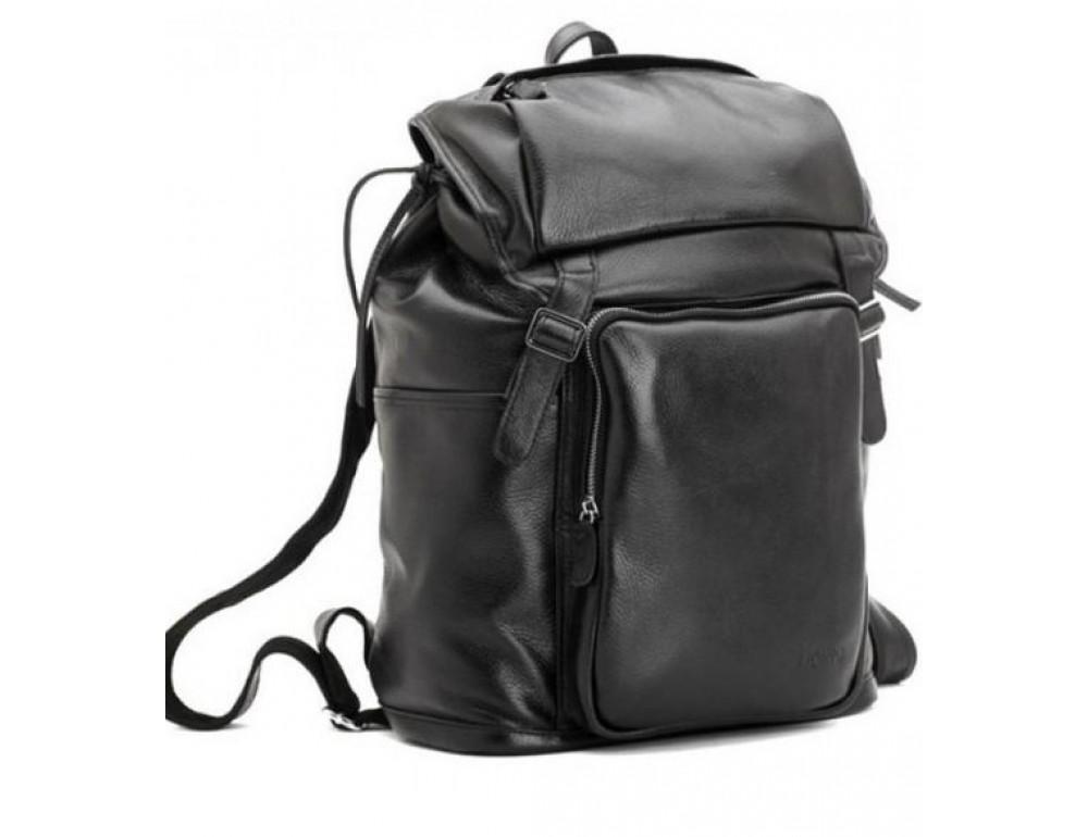 Місткий шкіряний рюкзак TIDING BAG t3067