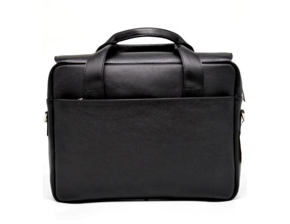 Стильна шкіряна сумка-портфель TARWA TA-1812-4lx - Фотографія № 2