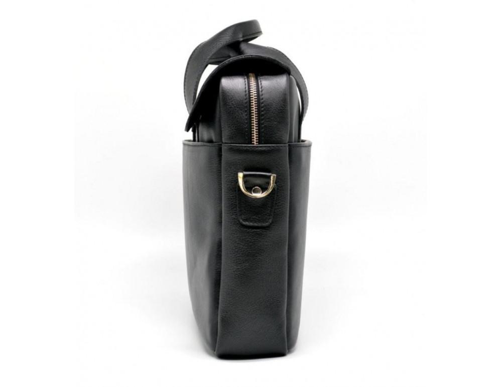Стильна шкіряна сумка-портфель TARWA TA-1812-4lx - Фотографія № 4