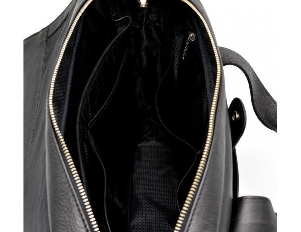 Стильна шкіряна сумка-портфель TARWA TA-1812-4lx - Фотографія № 8