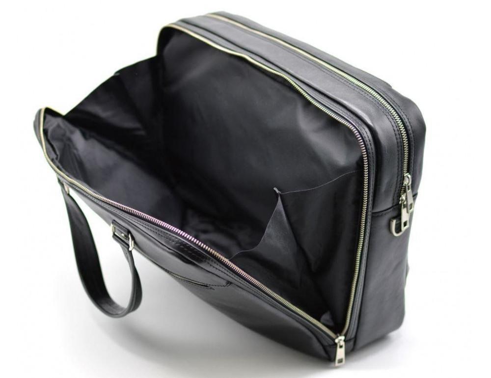 Мужской портфель с двумя отделениями TARWA TA-4664-4lx - Фото № 2
