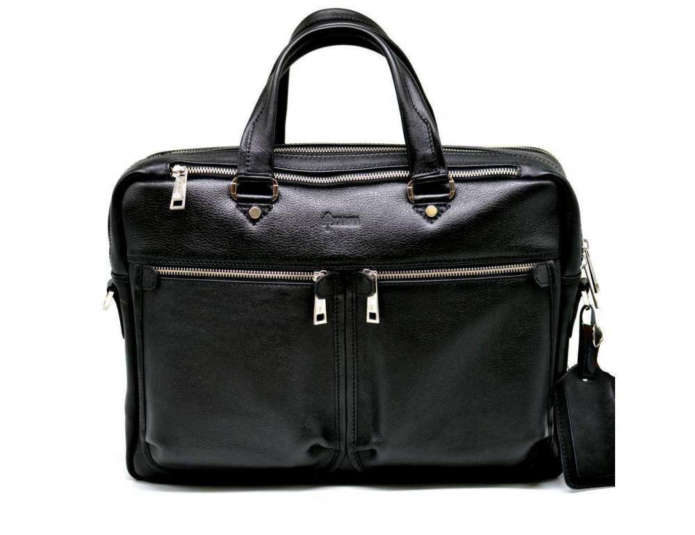 Мужской портфель с двумя отделениями TARWA TA-4664-4lx - Фото № 1