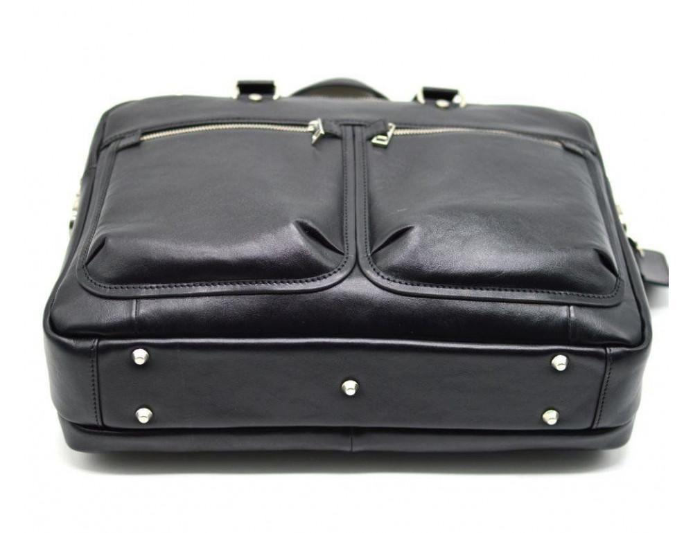 Мужской портфель с двумя отделениями TARWA TA-4664-4lx - Фото № 3