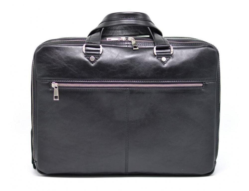Мужской портфель с двумя отделениями TARWA TA-4664-4lx - Фото № 4