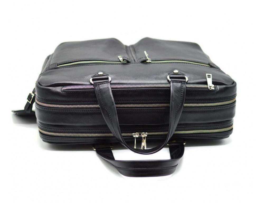 Мужской портфель с двумя отделениями TARWA TA-4664-4lx - Фото № 5