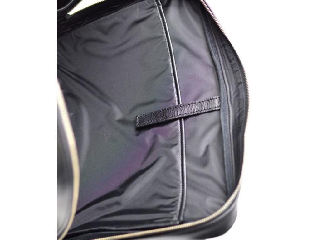 Чёрная деловая мужская сумка TARWA TA-4764-4lx - Фото № 7