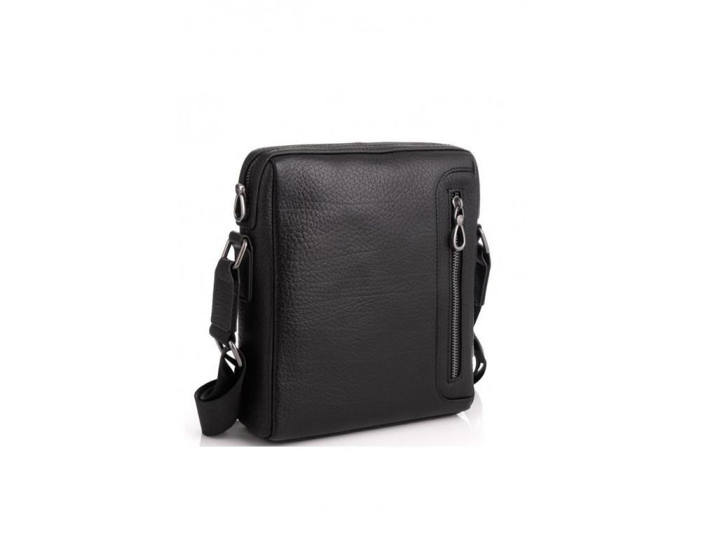 Маленькая чёрная сумка через плечо Tavinchi TV-S001A