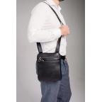 Мужская кожаная сумка Tavinchi S-008A - Фото № 101