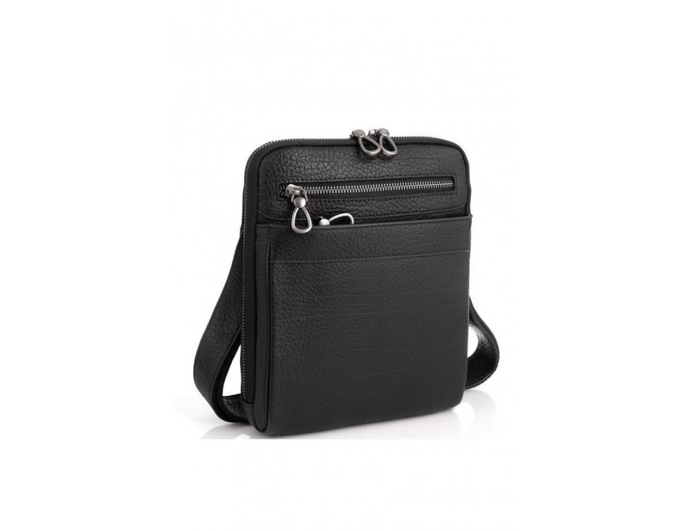 Мужская кожаная сумка Tavinchi S-008A - Фото № 1