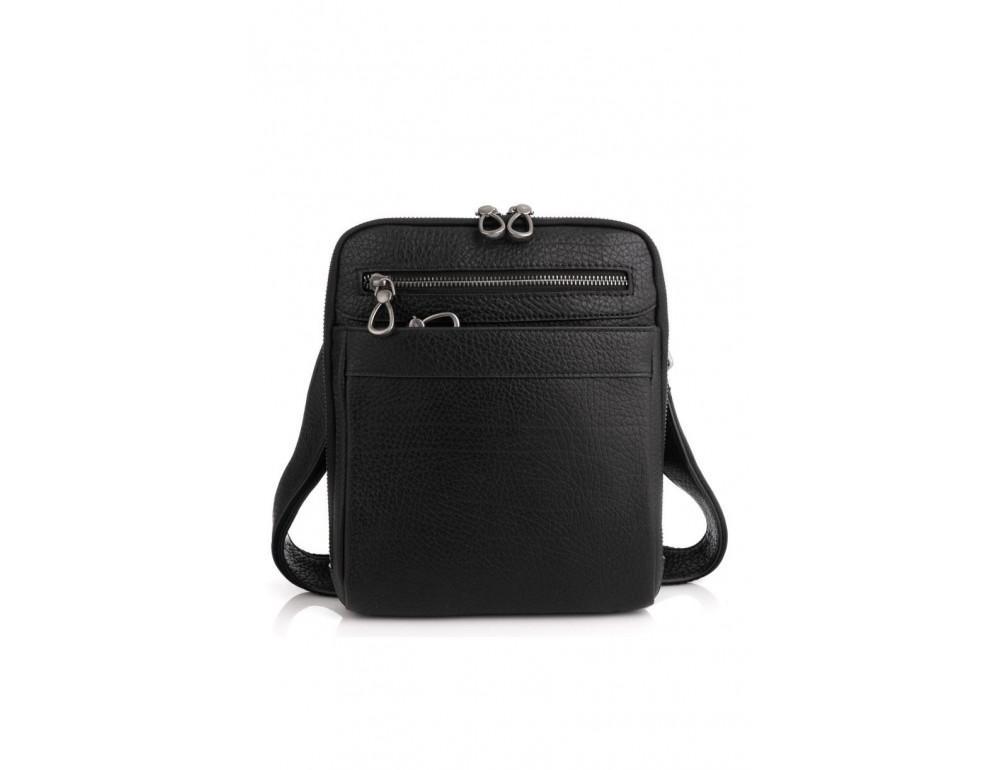 Мужская кожаная сумка Tavinchi S-008A - Фото № 4