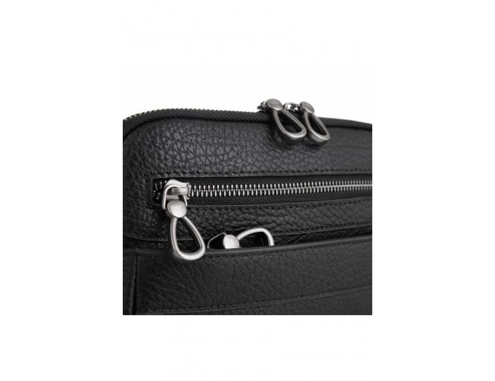 Мужская кожаная сумка Tavinchi S-008A - Фото № 5