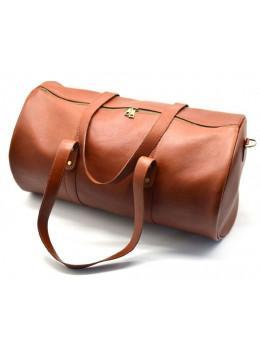 Светло-коричневая дорожная сумка TARWA TB-5564-4lx