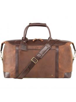 Коричневая дорожная сумка Visconti TC152 Voyager