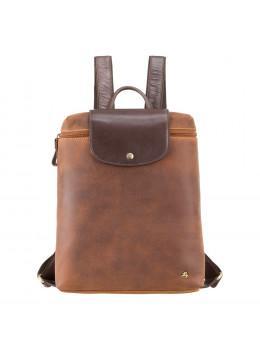 Шкіряний рюкзак Visconti TC86 TAN/MLN Saddle