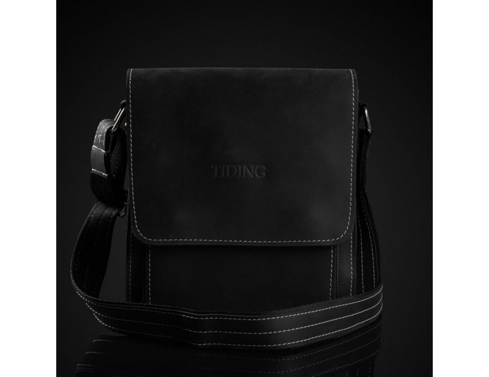 Мужская сумка через плечо TIDING BAG tid3027 - Фото № 2
