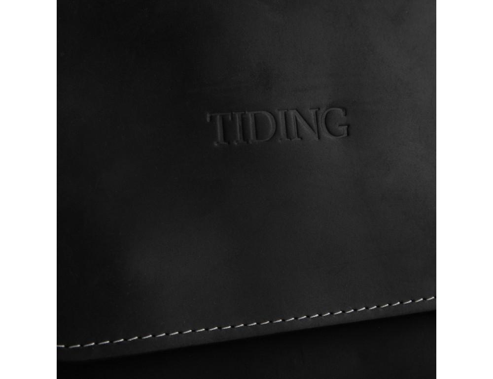 Мужская сумка через плечо TIDING BAG tid3027 - Фото № 4