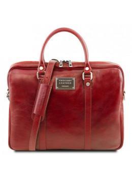 Червона ділова сумка для жінок Tuscany Leather TL141283 Red