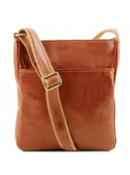 Мужская сумка через плечо Tuscany Leather JASON TL141300 Med