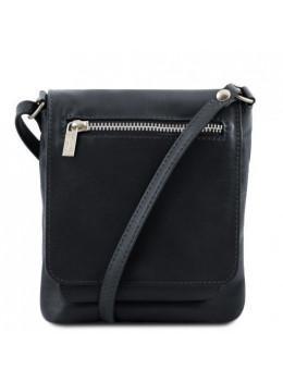 Чёрная маленькая сумочка Tuscany Leather TL141510 Black