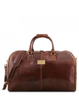 Чоловіча шкіряна сумка-портплед ANTIGUA Tuscany Leather TL141538 Brown