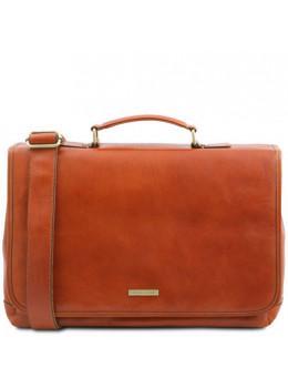 Большая кожаная сумка через плечо MANTOVA Tuscany Leather TL142068 Med