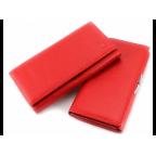 Красный женский кожаный кошелёк Marco coverna MC-1412-2 - Фото № 100