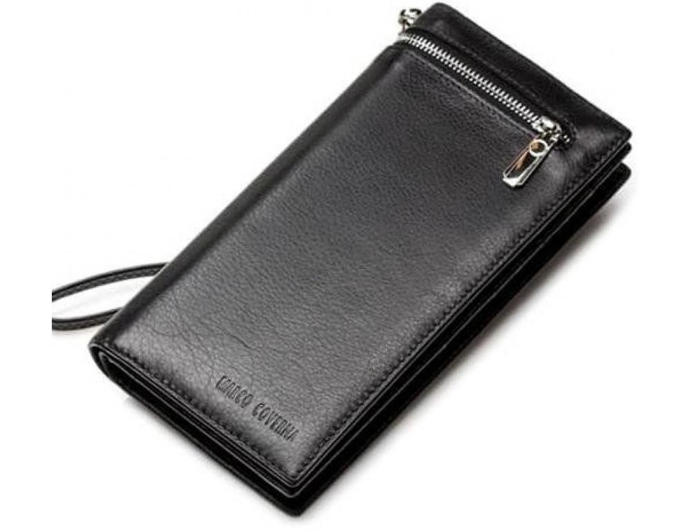 Кожаный клатч Marco Coverna TR0993