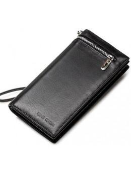 Кожаный клатч Horton Collection TR0993