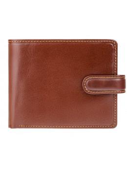 Коричневий чоловічий гаманець Visconti TR35 BRN / TAN