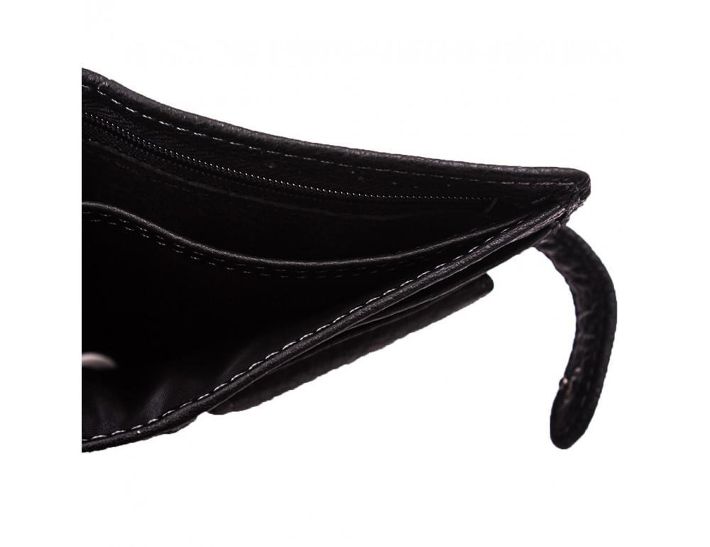 Мужской кожаный кошелек Horton Collection TR22-302 - Фото № 4