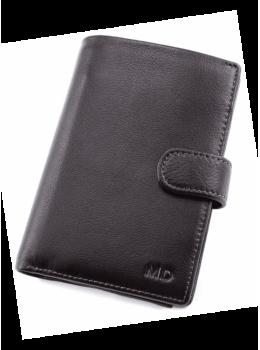 Мужской кожаный кошелек Horton Collection TR22-302