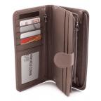 Пудровый кожаный кошелёк Marco Coverna MC031-950-6 - Фото № 101