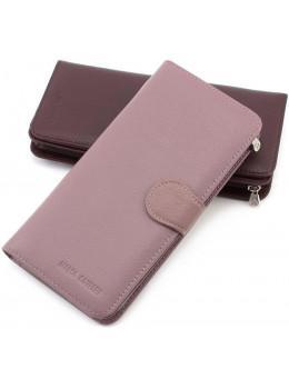 Пудровый кожаный кошелёк Marco Coverna MC031-950-6