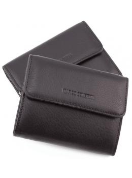 Чёрный маленький женский кошелёк Marco Coverna MC-2047A-1
